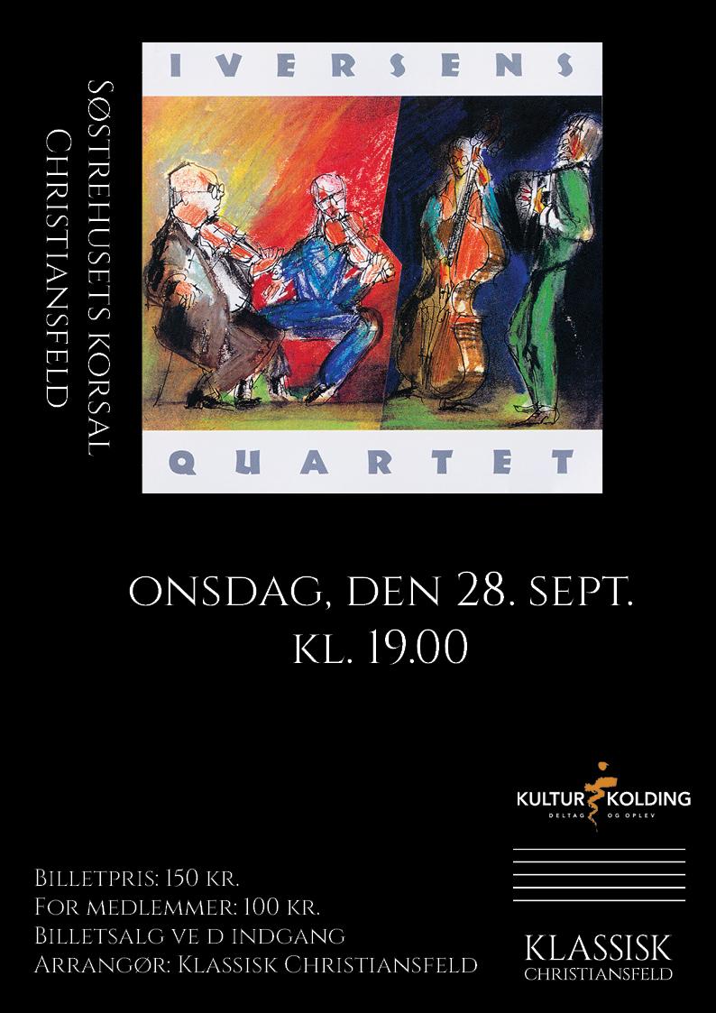 iversen-quartet